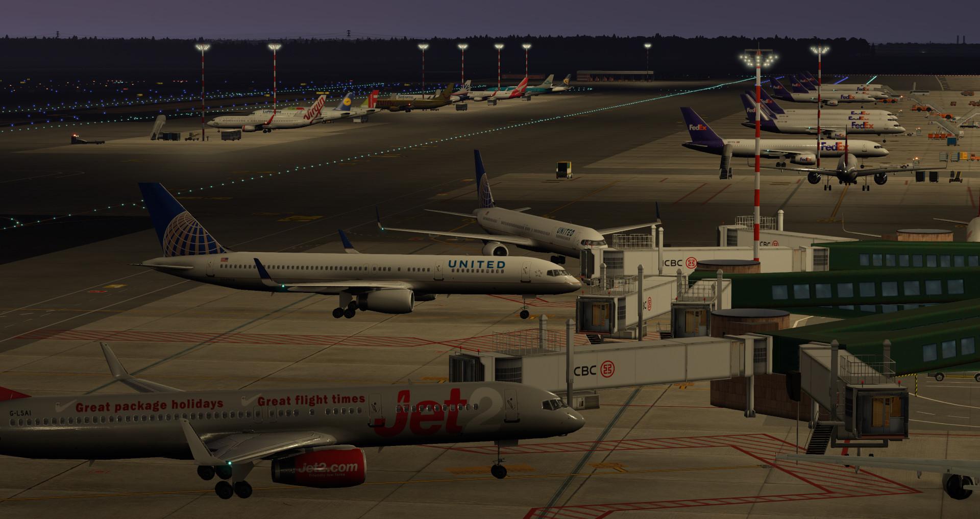 X-Plane 11 - Add-on: Aerosoft - Airport Milano Malpensa screenshot