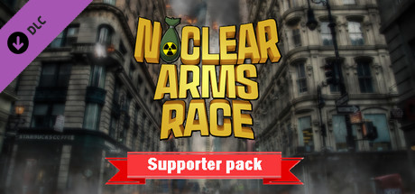 Nuclear Arms Race - Supporter pack