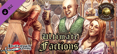 Fantasy Grounds - Ultimate Factions (5E)