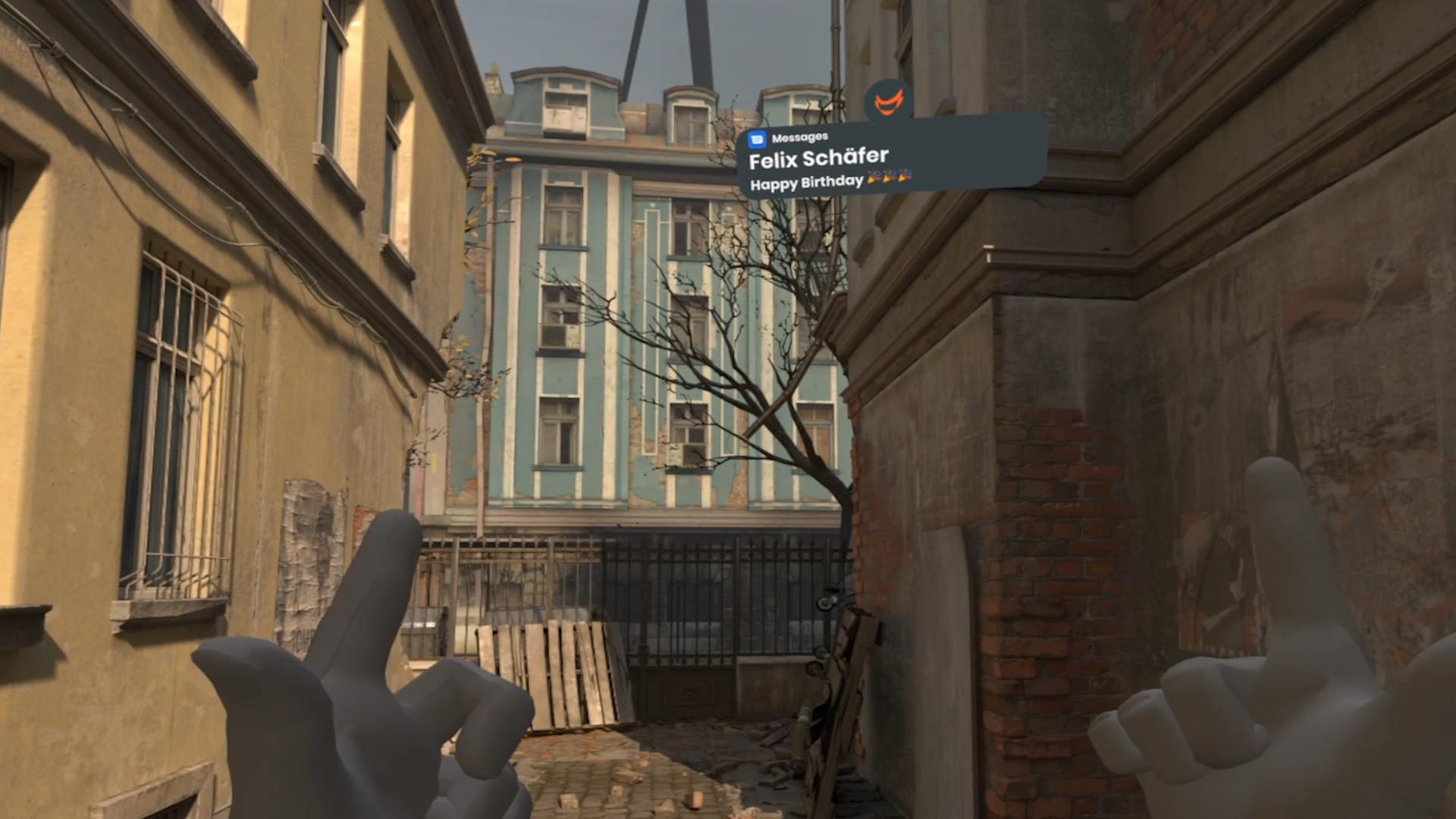 Holoswitch screenshot