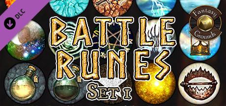 Fantasy Grounds - Battle Runes 1 Spell Effect Tokens (Token Pack)