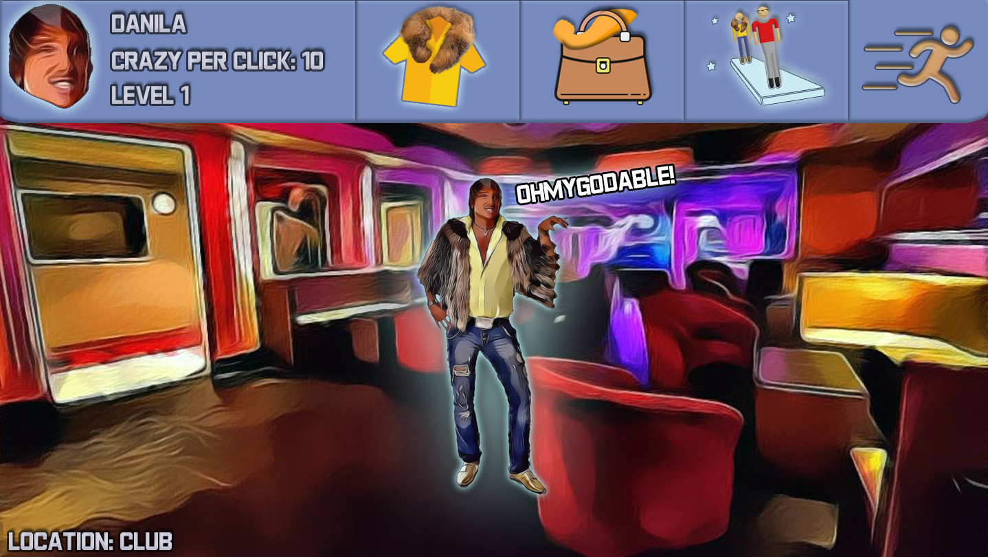 Crazy Simulator screenshot