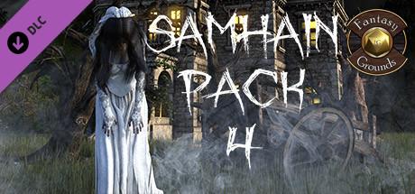 Fantasy Grounds - Ddraig Goch's Samhain Pack 4 (Token Pack)