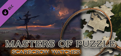 Masters of Puzzle - Halloween Edition: Scarecrow Watcher