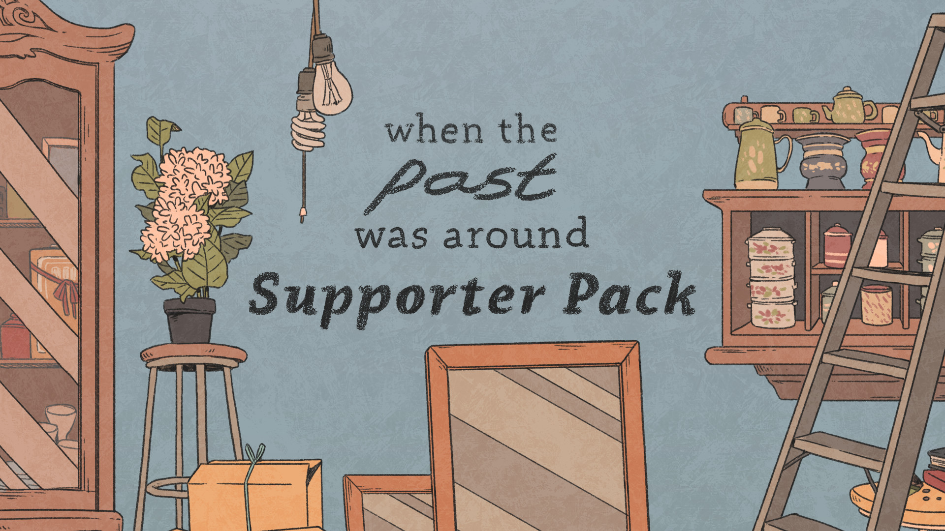 When the Past was Around - Supporter Pack screenshot