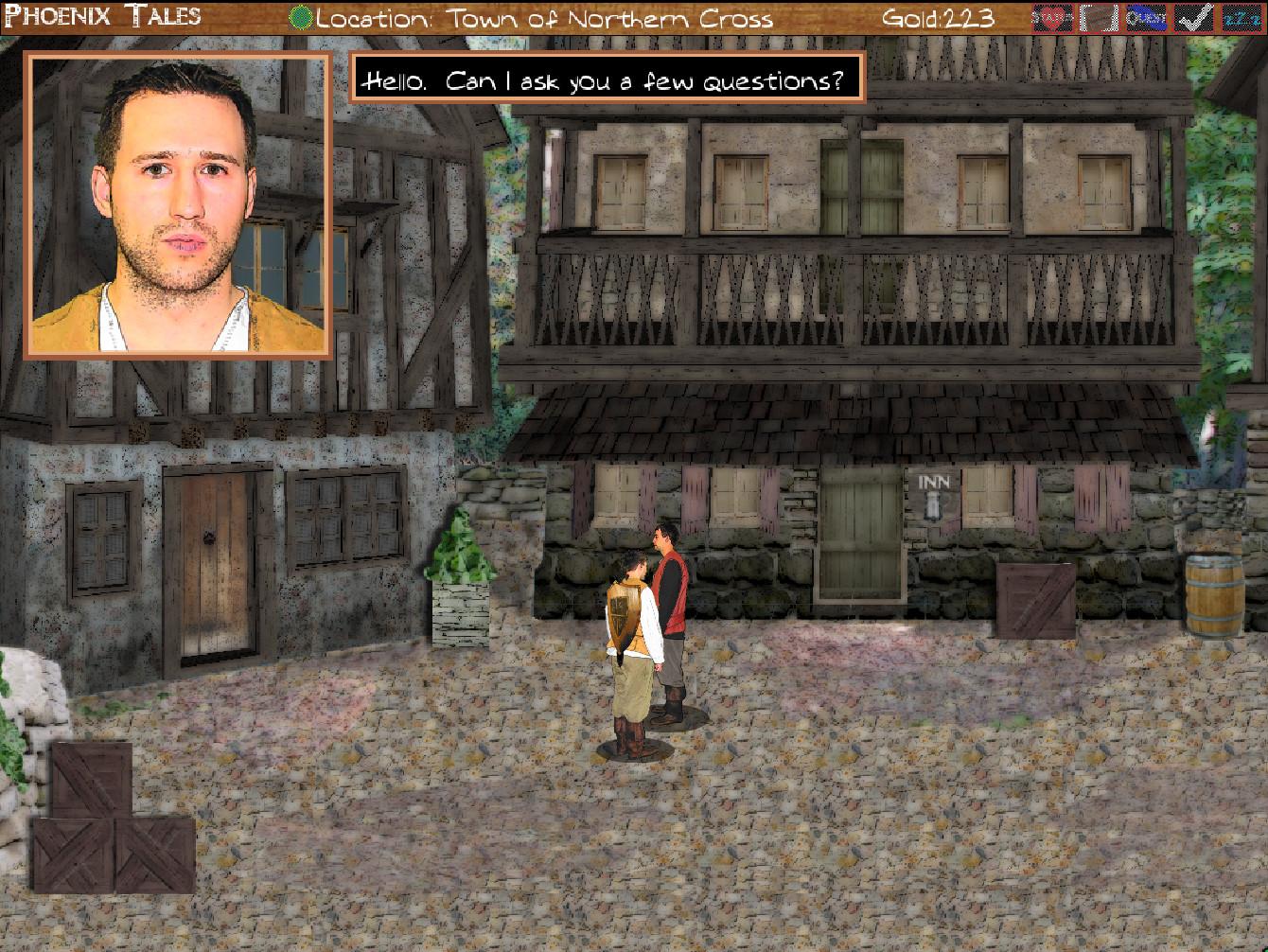 Phoenix Tales screenshot