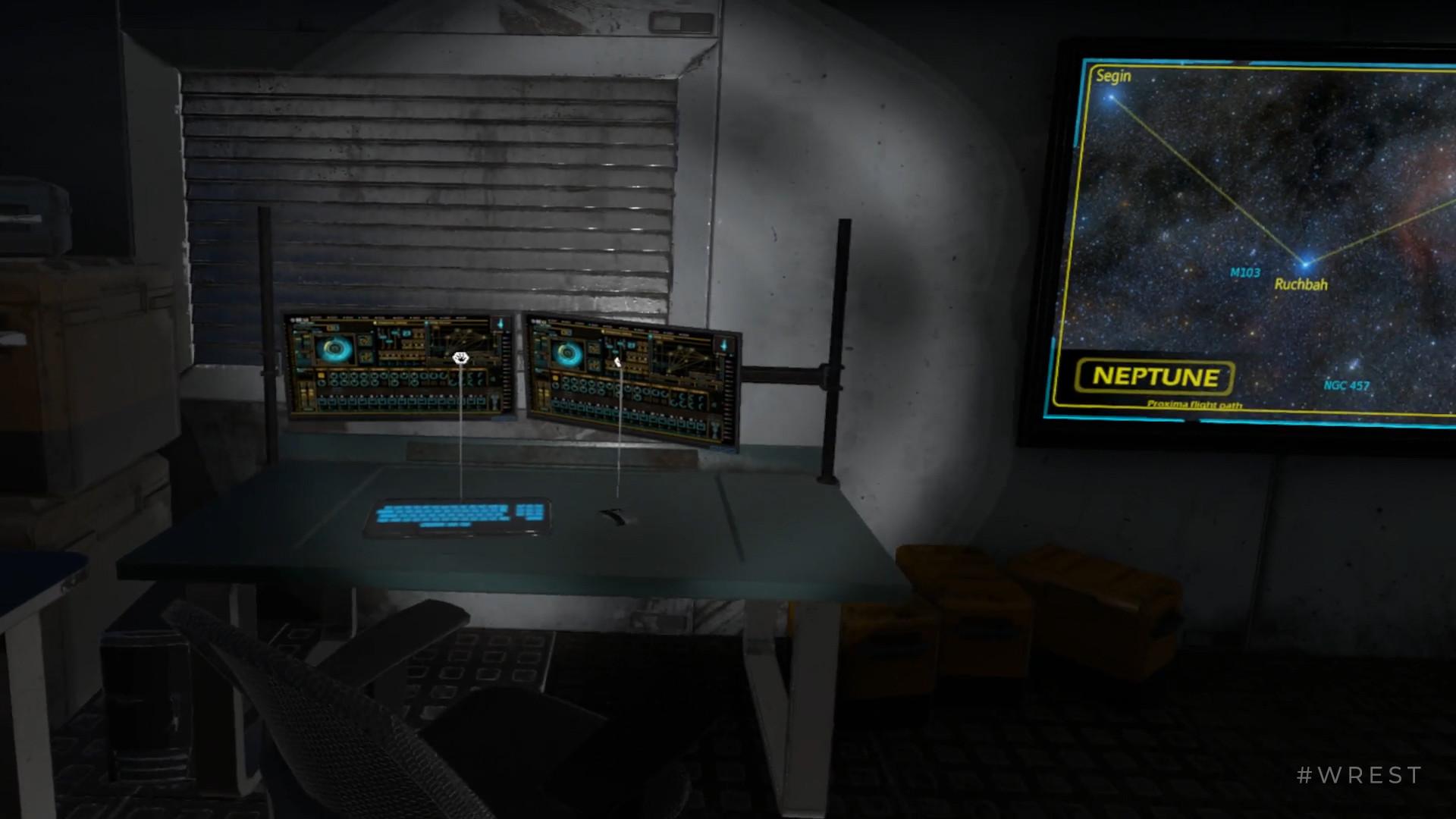WREST screenshot