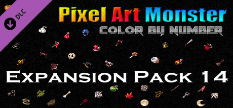 Pixel Art Monster - Expansion Pack 14