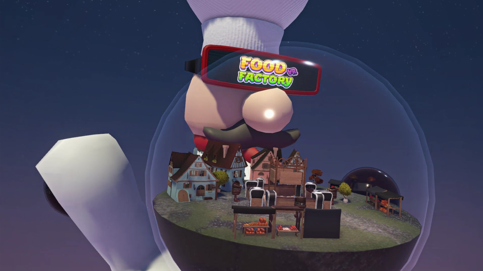 FOOD FACTORY VR screenshot