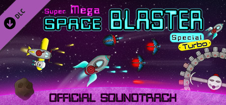 Space Blaster Turbo - Official Soundtrack (OST), Poster & Wallpaper