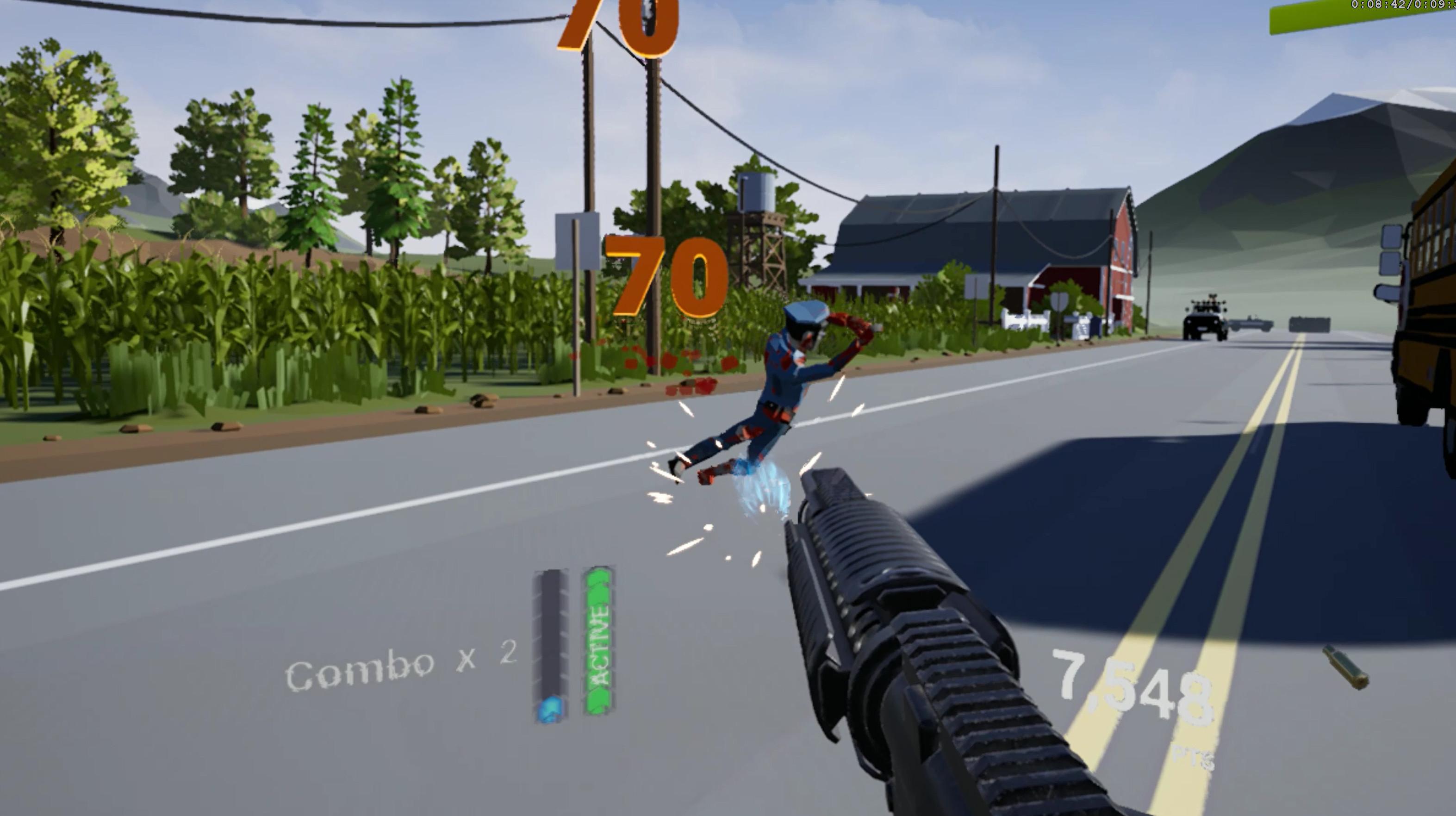 Virus L screenshot