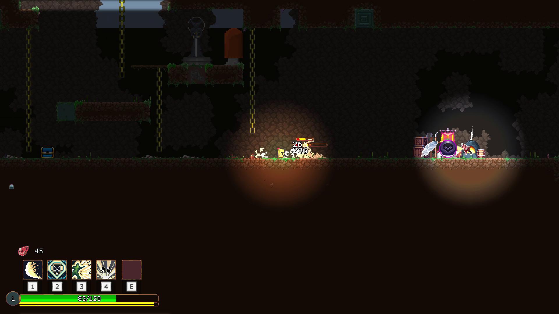 Red Mercenary screenshot