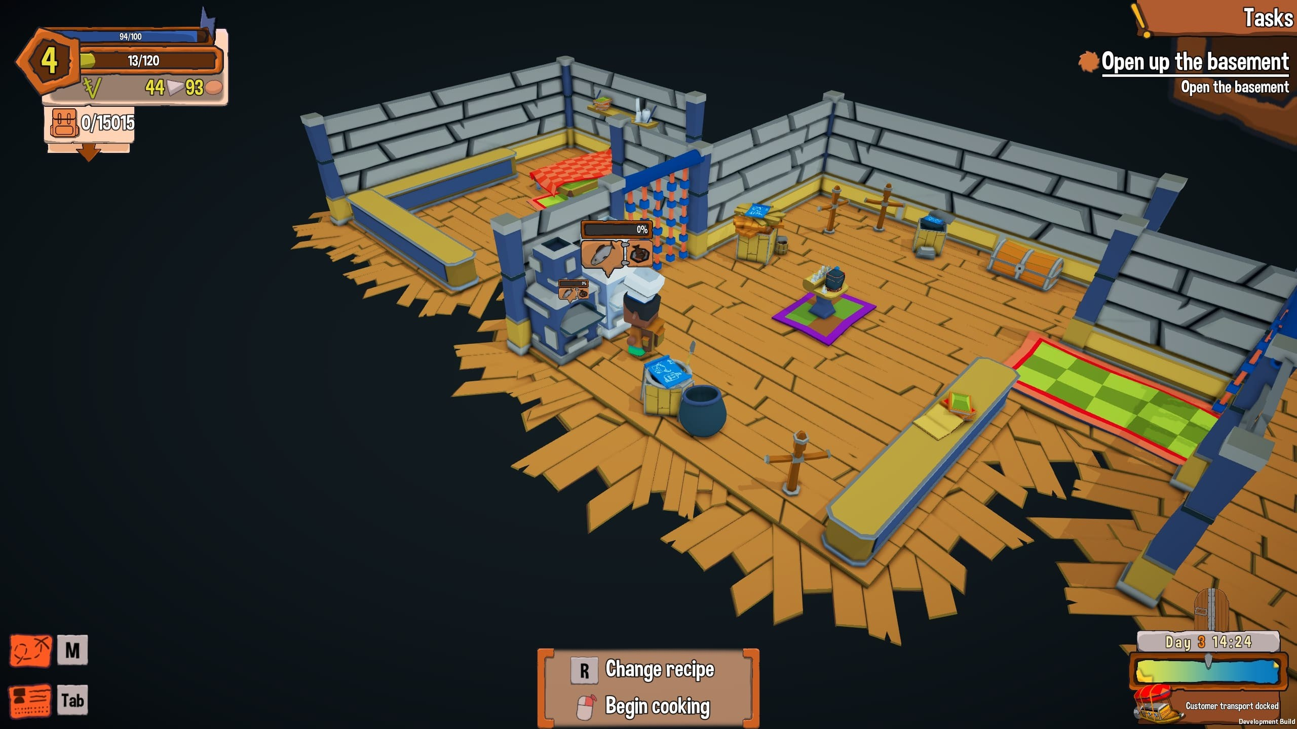 Craftlands Workshoppe - The Funny Indie Capitalist RPG Trading Adventure Game screenshot