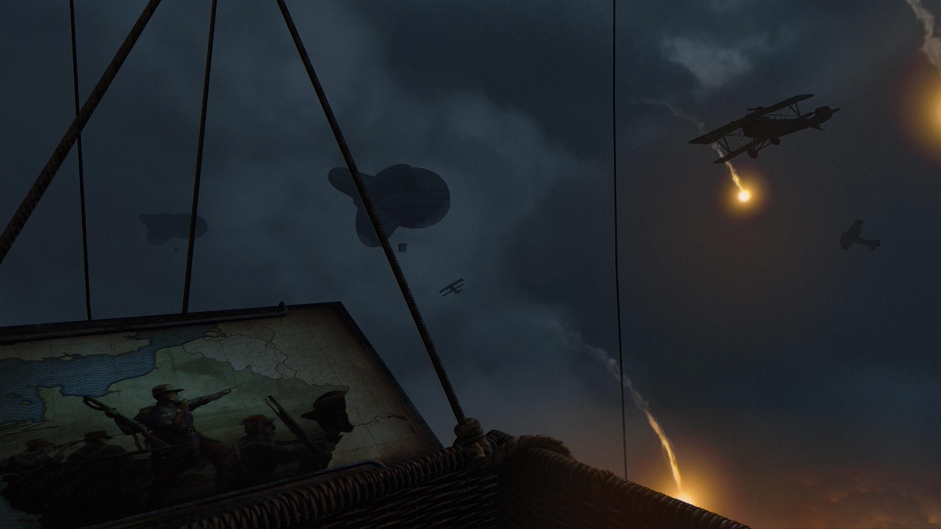 War Remains: Dan Carlin Presents an Immersive Memory screenshot