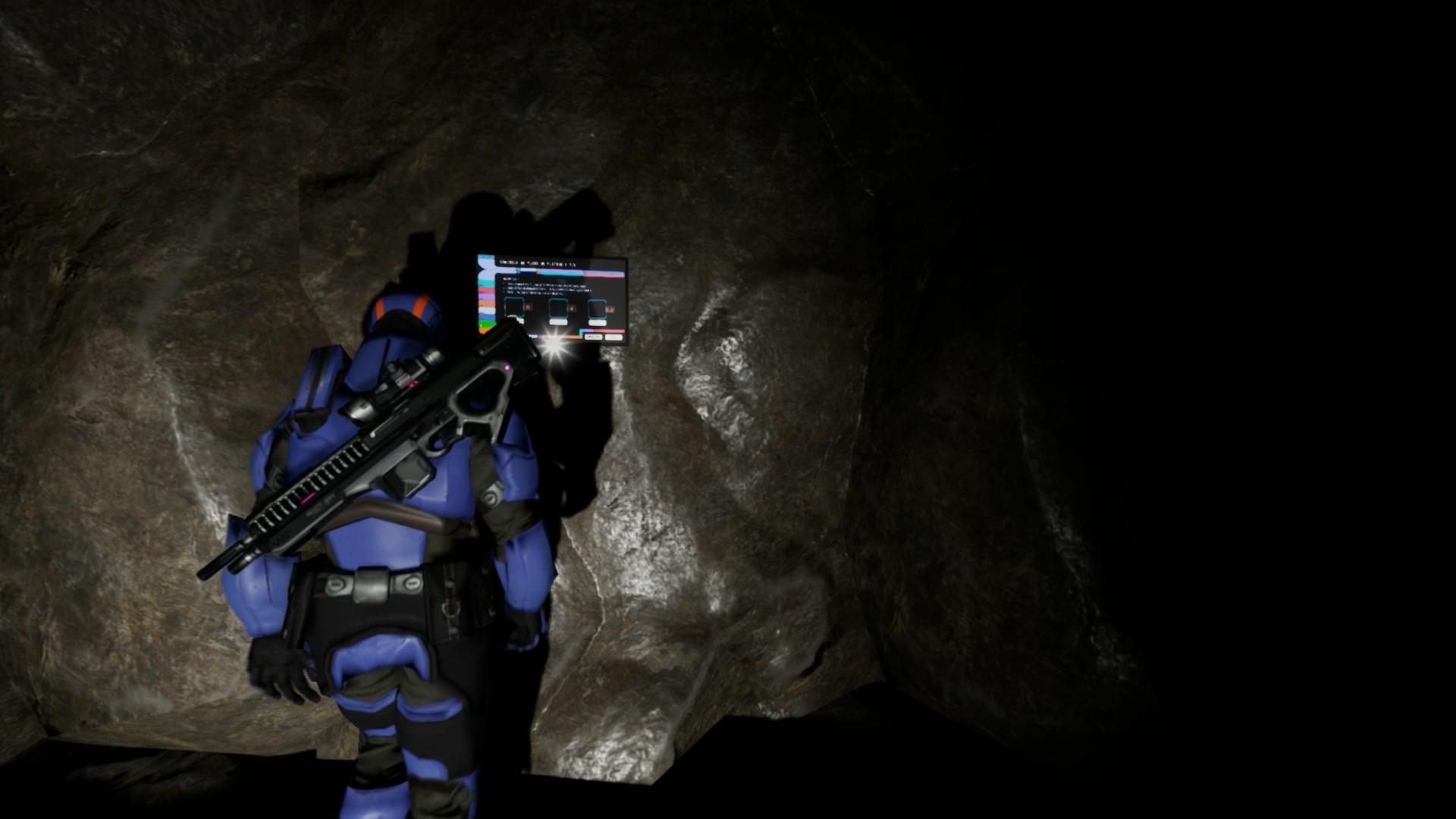 TaskForce Gamma-13 : An SCP Tale screenshot
