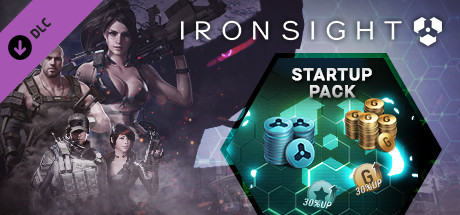 Ironsight - Starter Pack