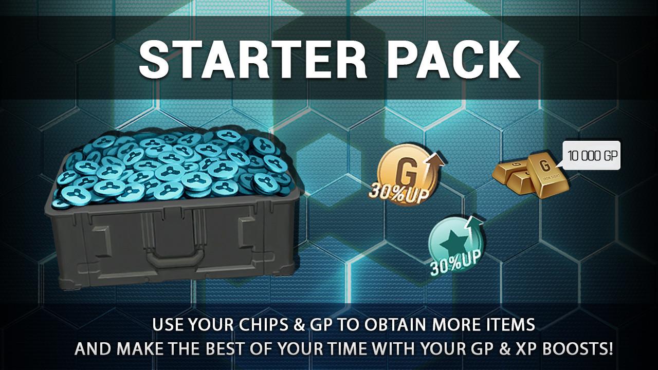 Ironsight - Starter Pack screenshot
