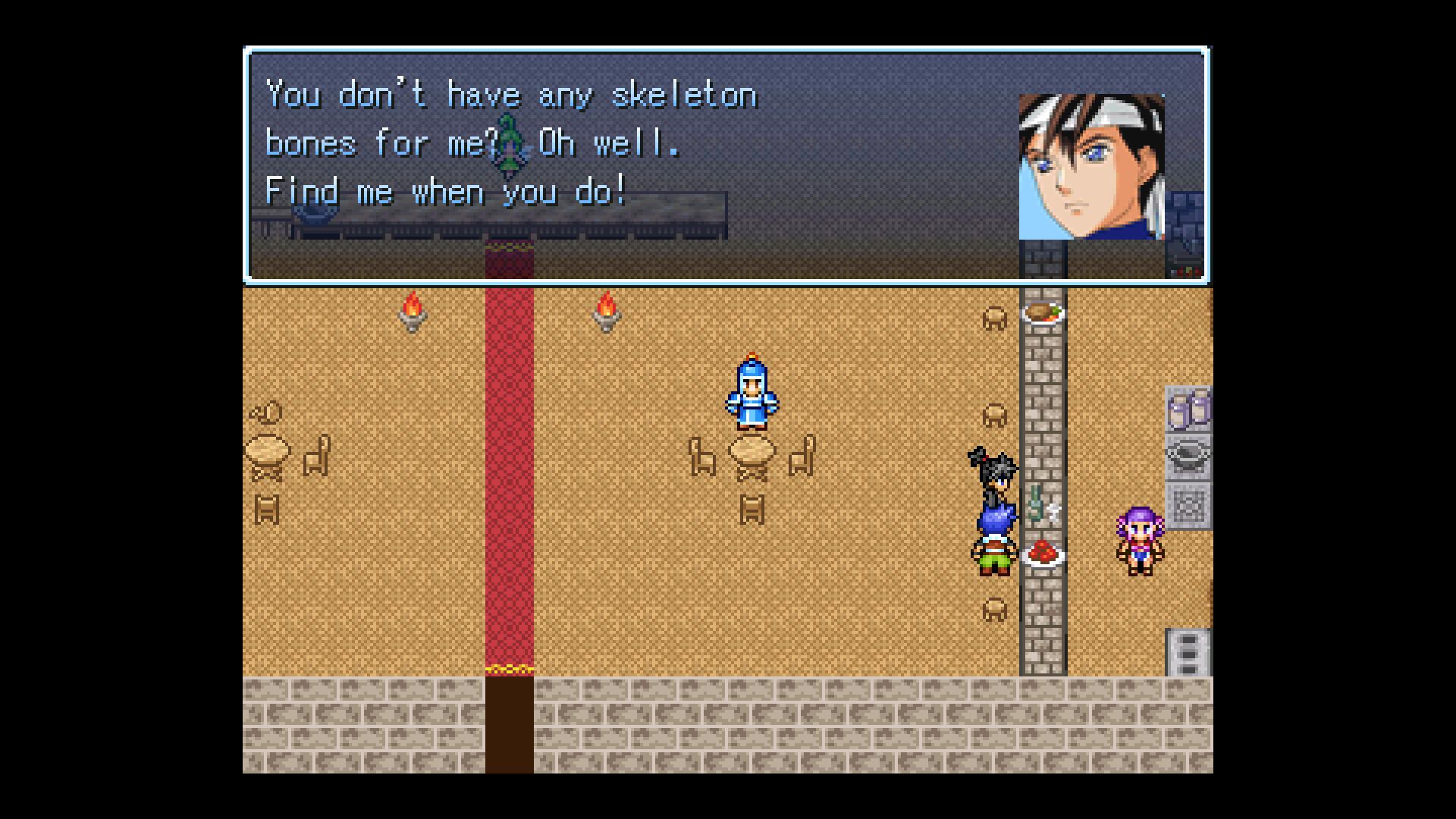 Mystic Ruin: A New Dawn screenshot