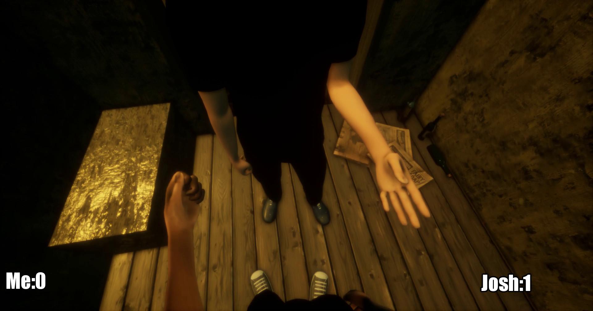 Rock, Paper, Scissors Simulator screenshot
