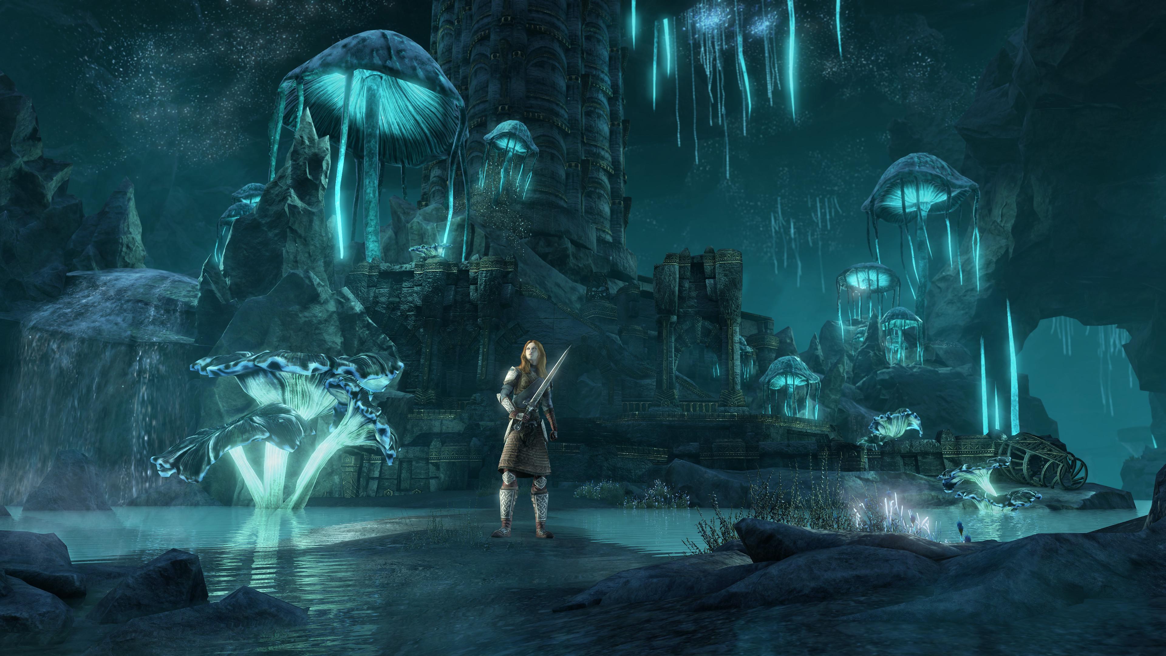 The Elder Scrolls Online - Greymoor screenshot