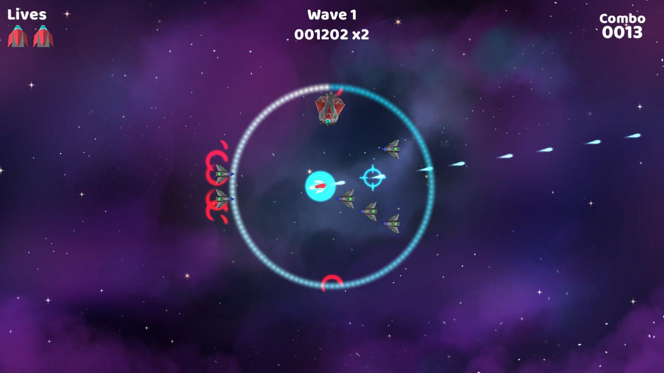 Shmup Arena screenshot