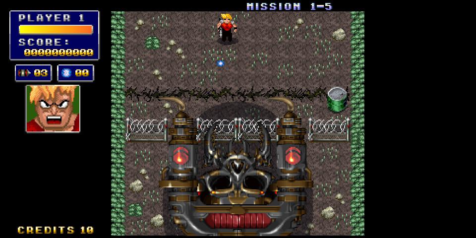 Thunderflash screenshot
