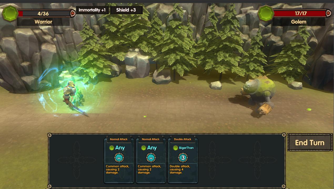 Kick Of Dungeon screenshot
