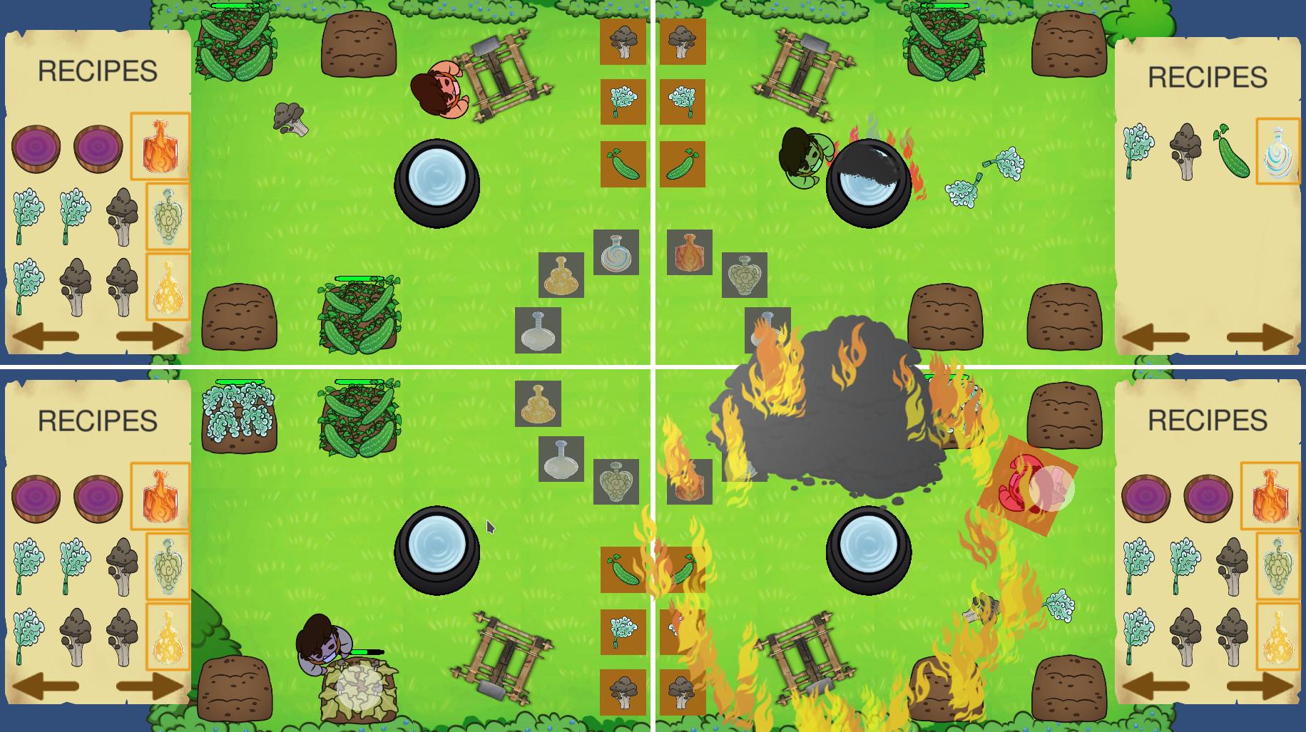 Alchemelee screenshot