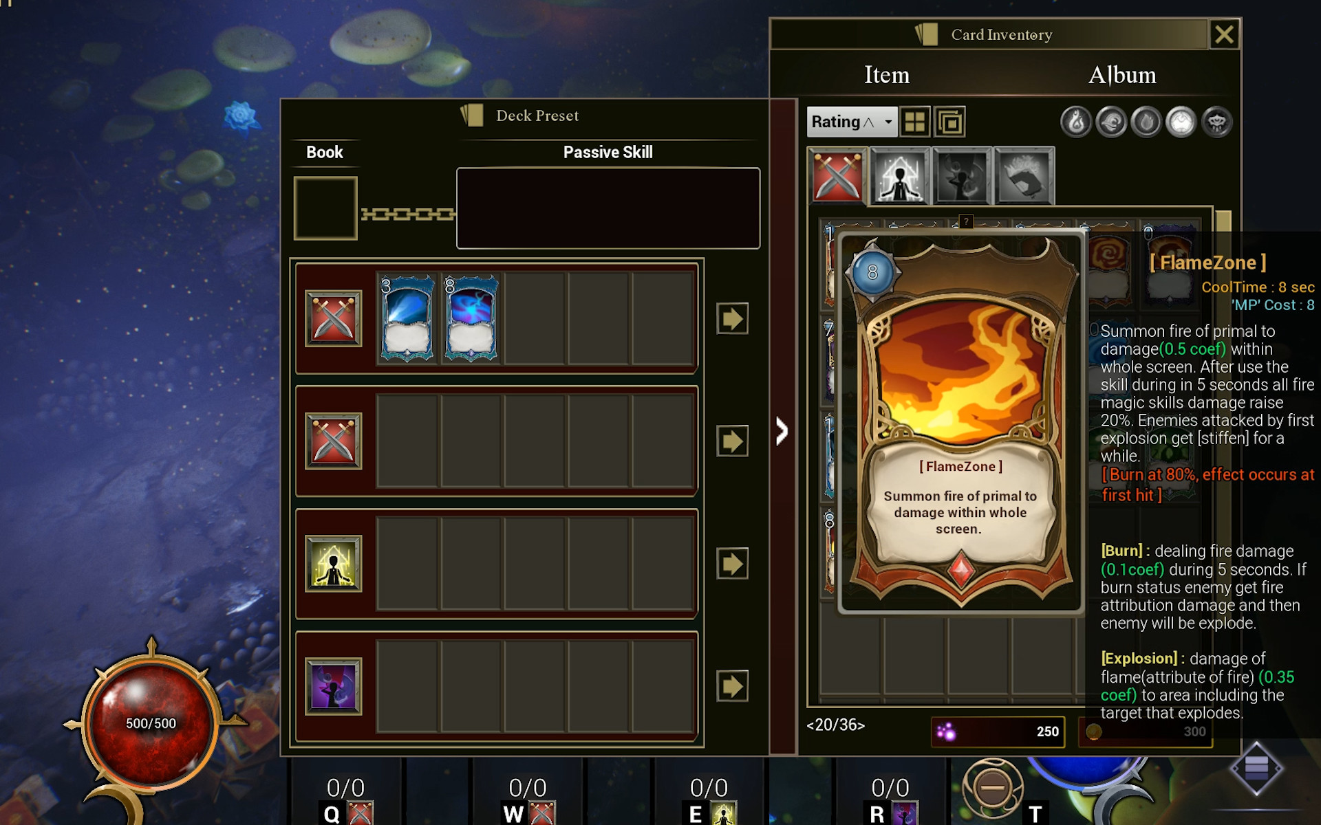Tower of Arcana screenshot