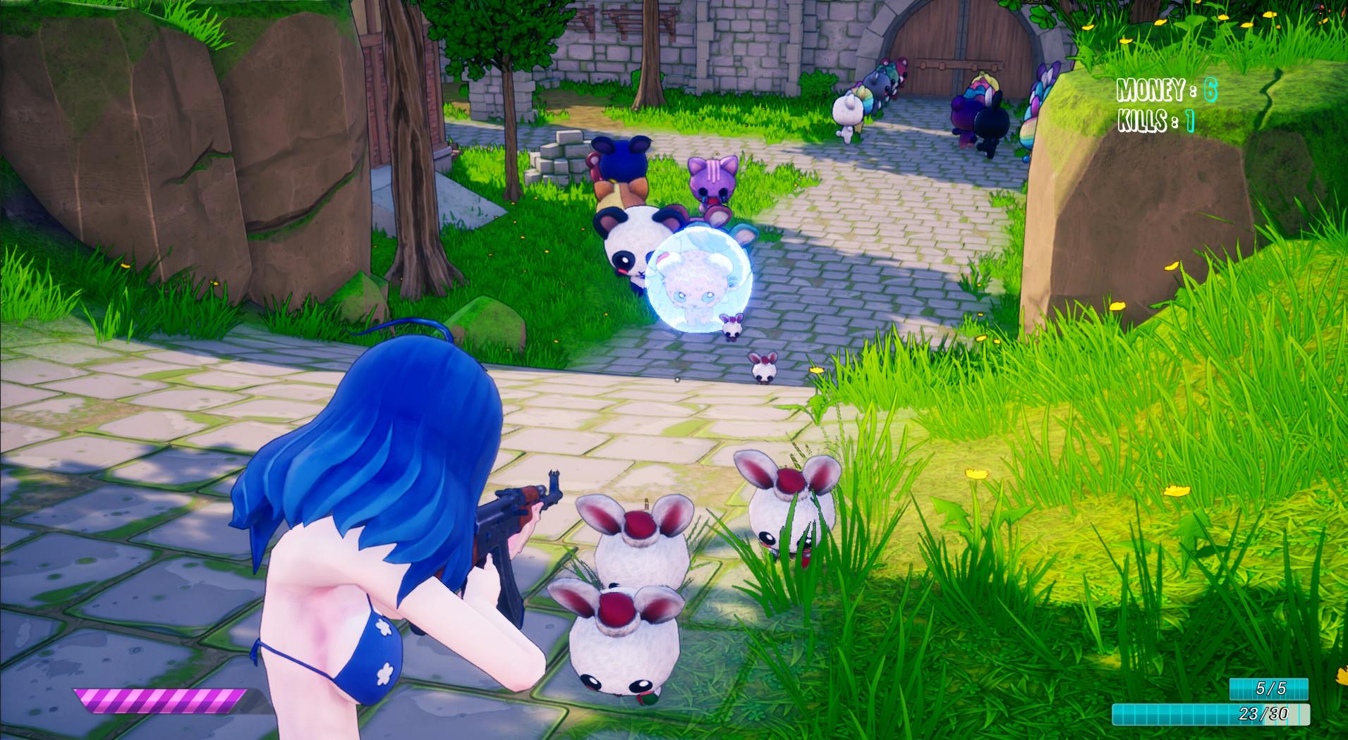 Hentai Vs Furries screenshot