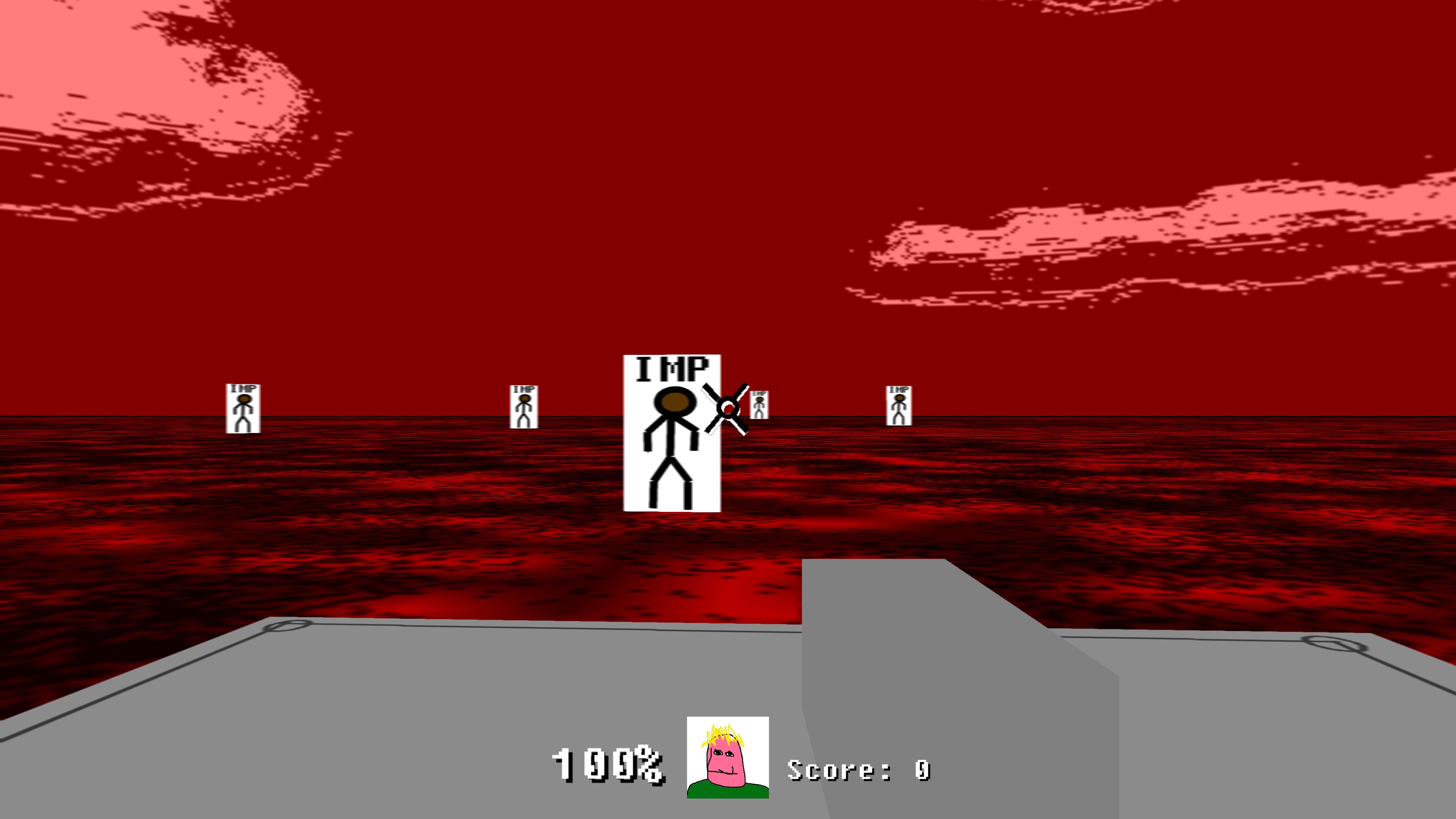 DUMB Infernal screenshot