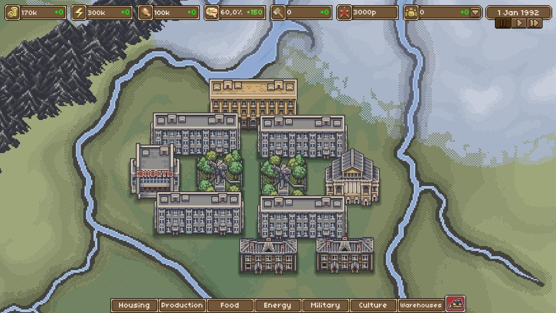 Red Rush screenshot