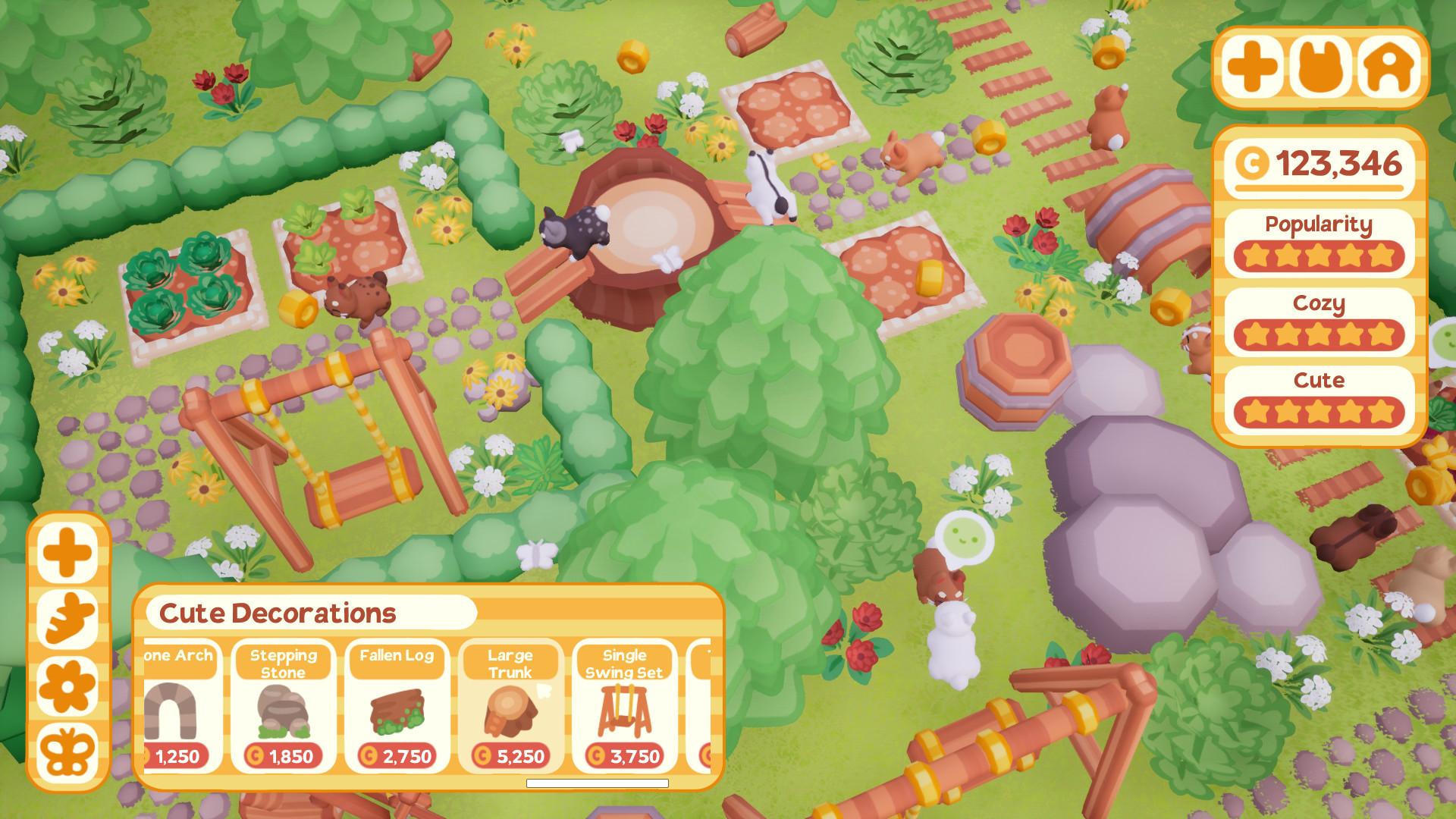 Bunny Park screenshot
