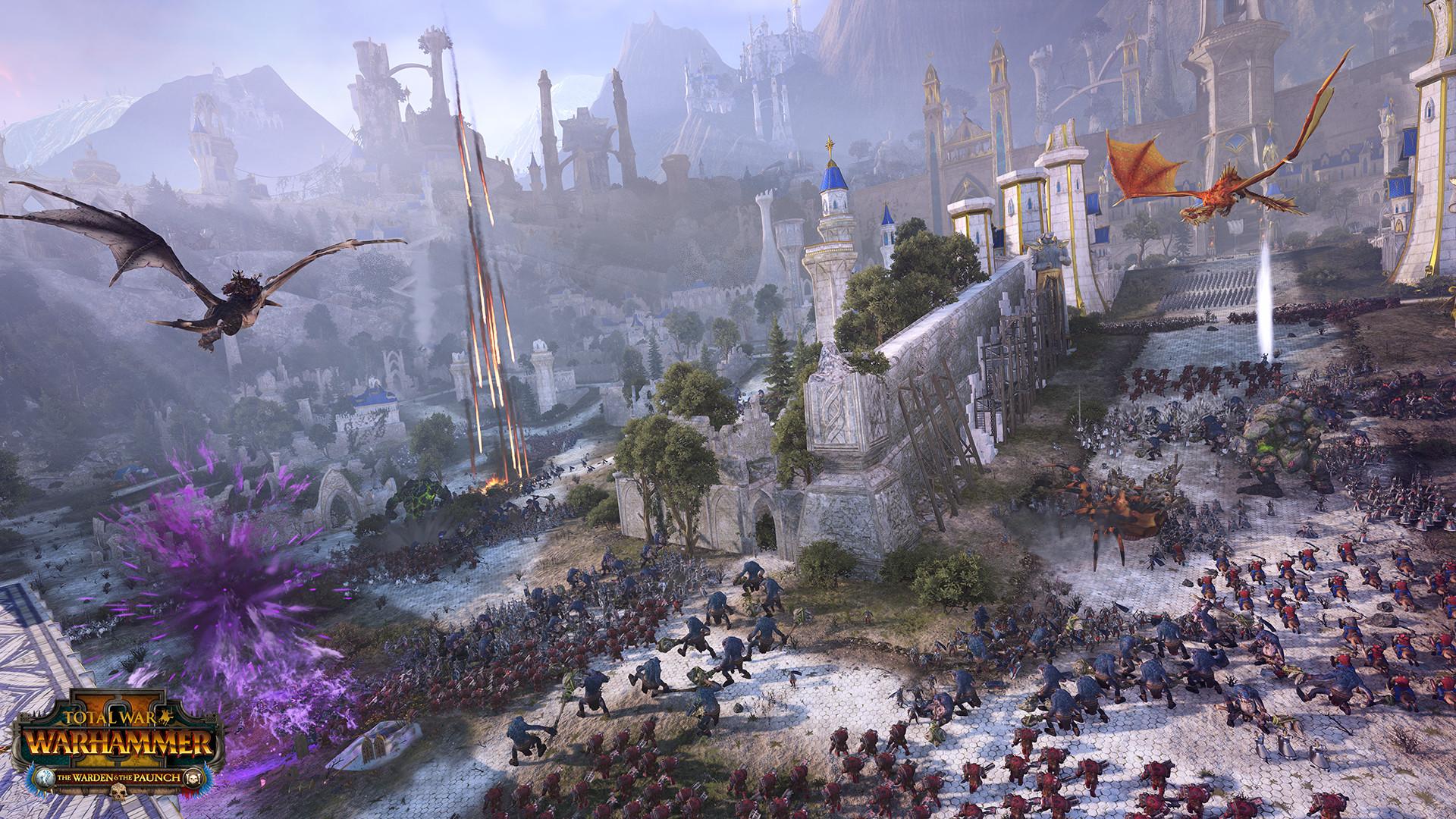 Total War: WARHAMMER II - The Warden & The Paunch screenshot