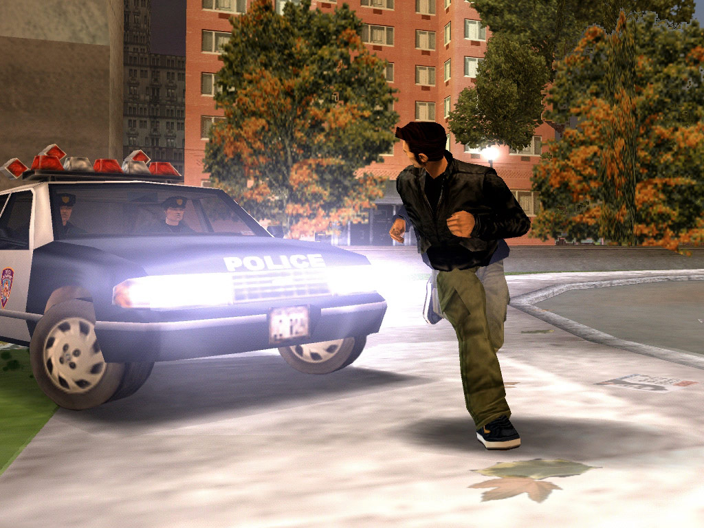 Grand Theft Auto III screenshot
