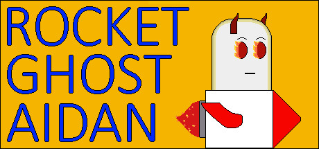 Rocket Ghost Aidan