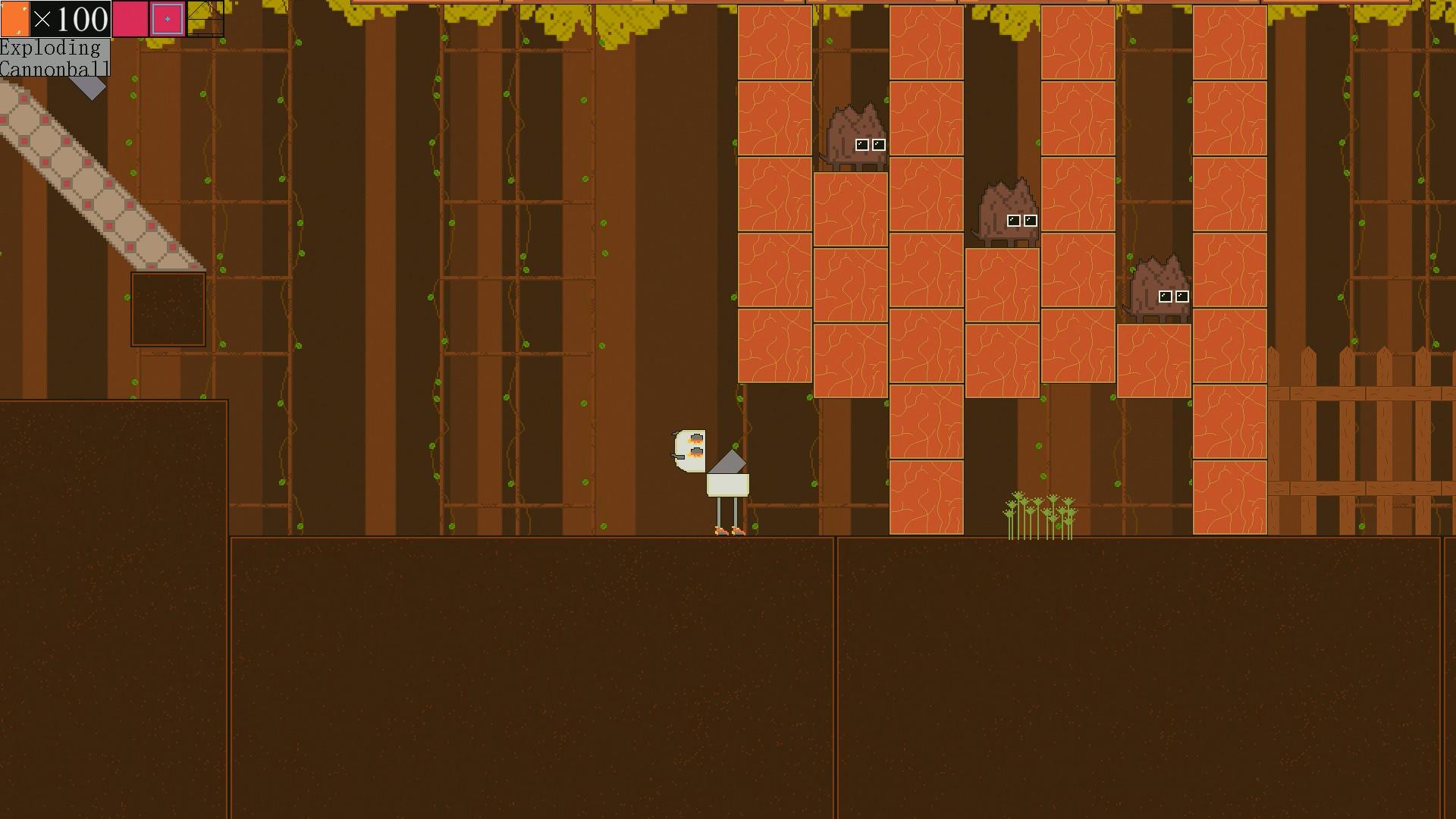 Rocket Ghost Aidan screenshot