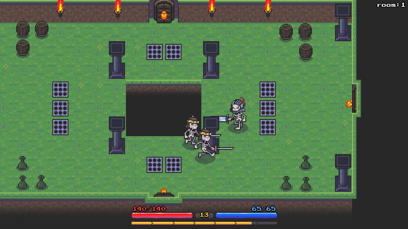 Skull Rogue screenshot