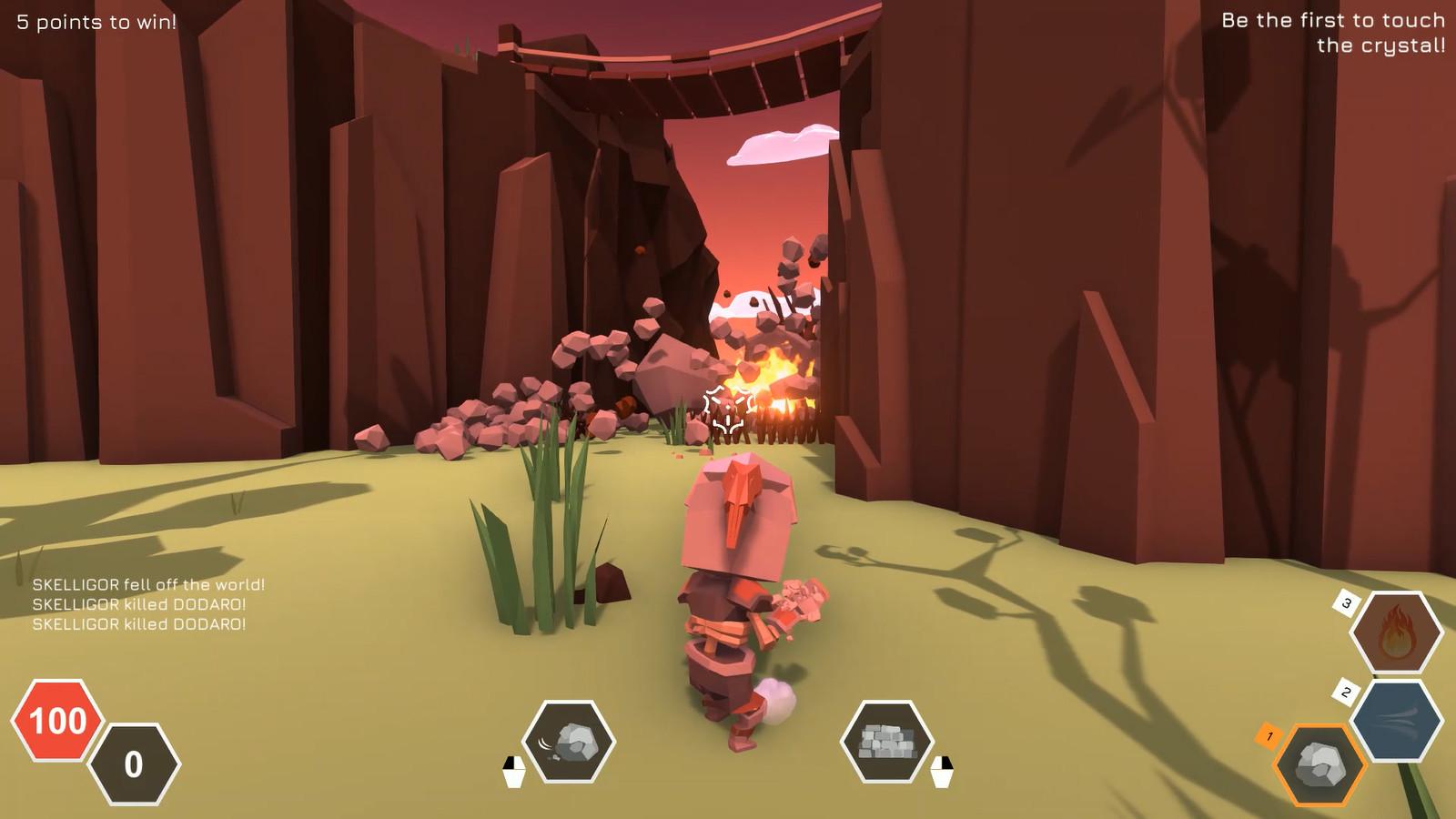 Dusk Warlocks screenshot