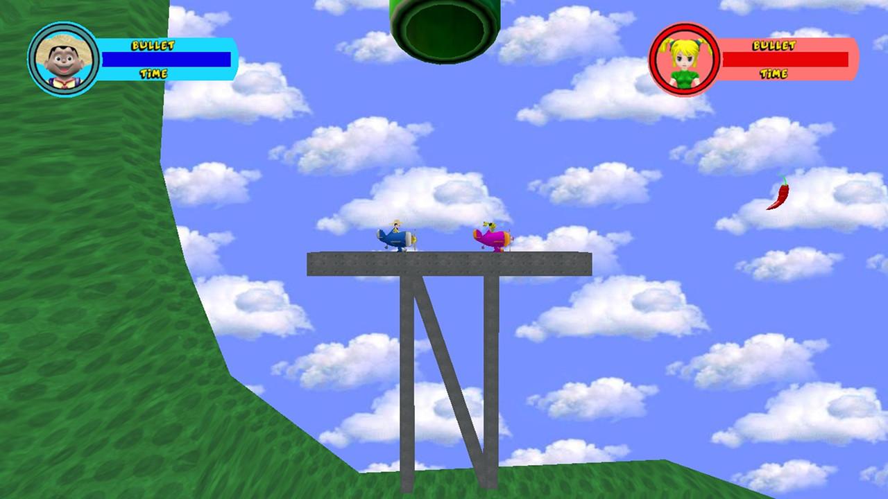 Mineirinho Shooter DC screenshot