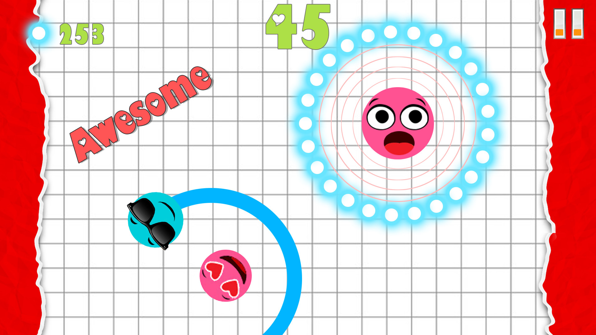 Flirt Balls screenshot