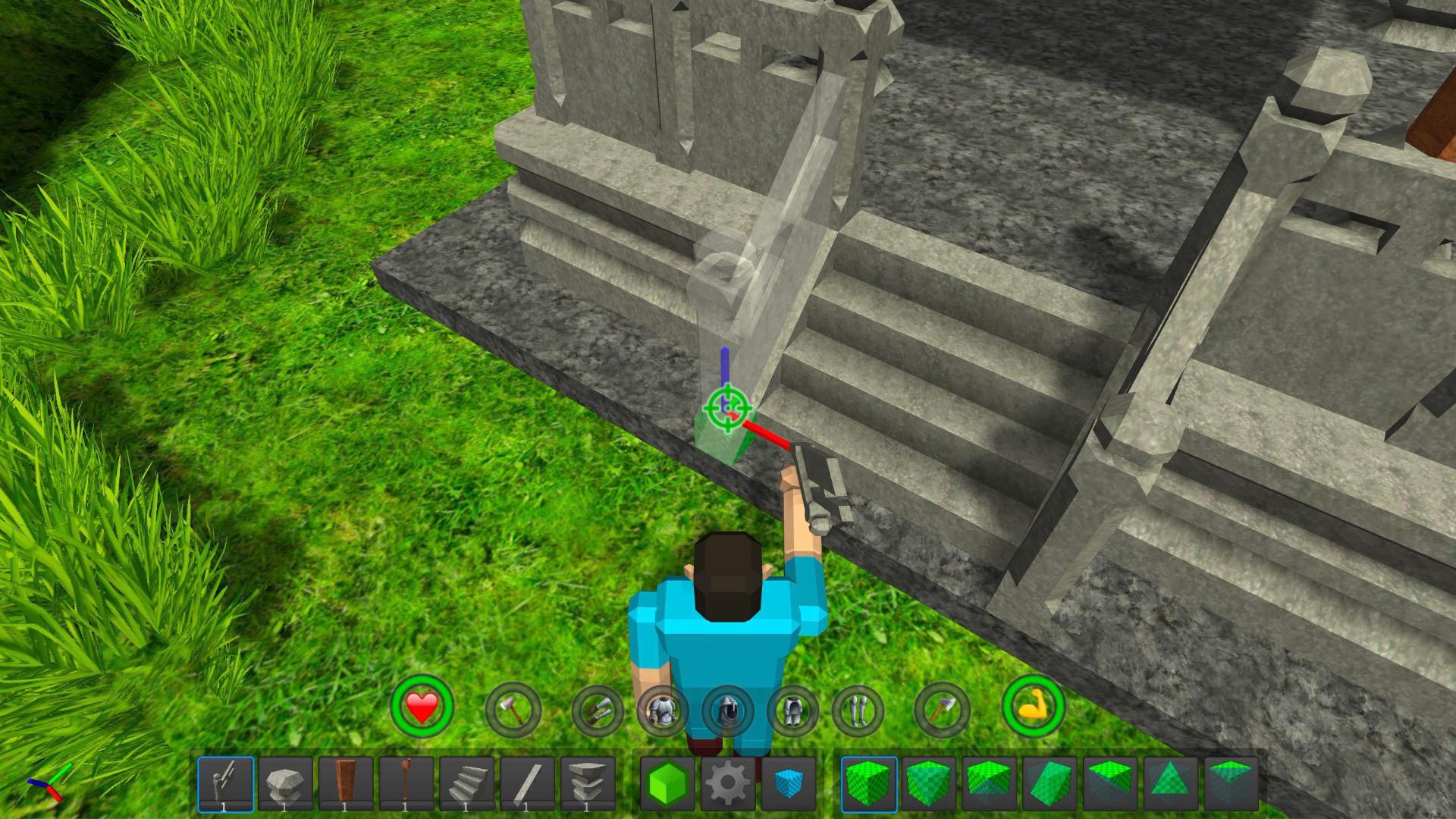 Craftica screenshot