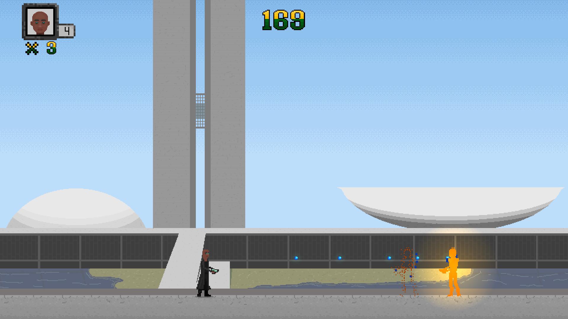 FEB - Brazilian Elite Force screenshot