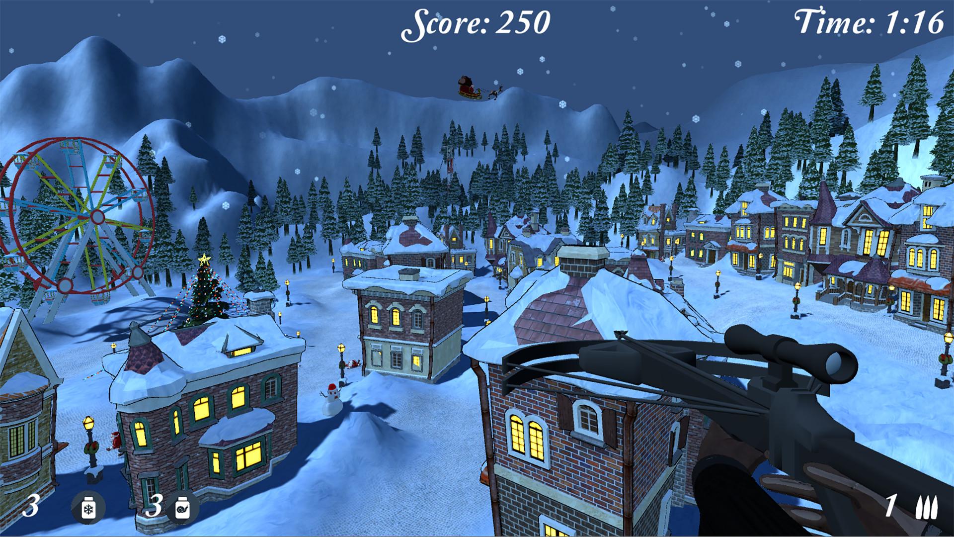 Kill The Santa screenshot