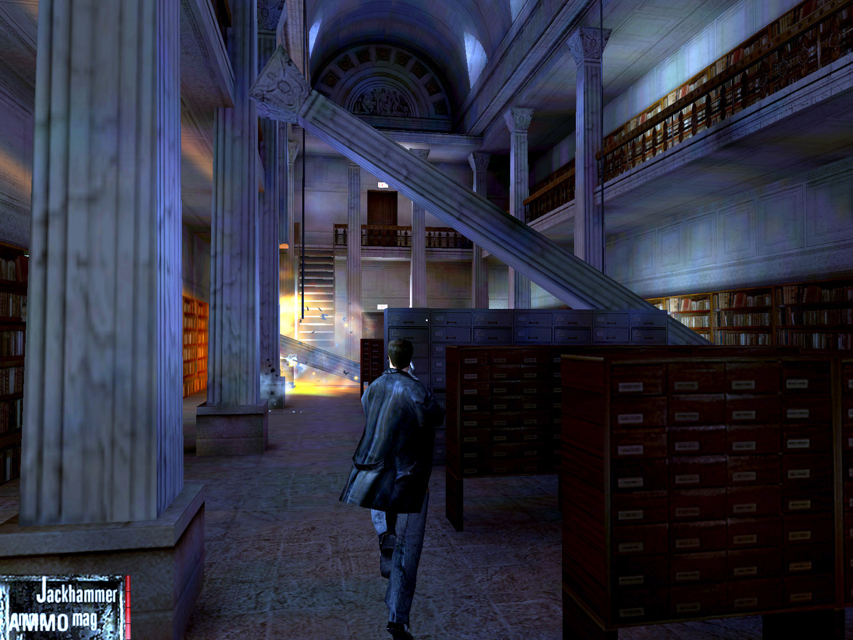 Max Payne [2001|Rus]