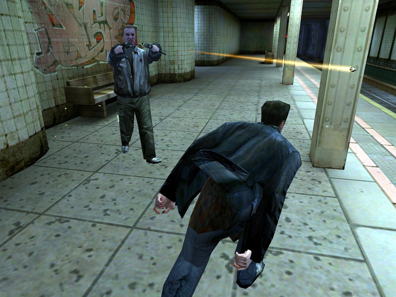 Max Payne [2001 Rus]