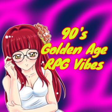 Visual Novel Maker - 90s Golden Age RPG Vibes screenshot