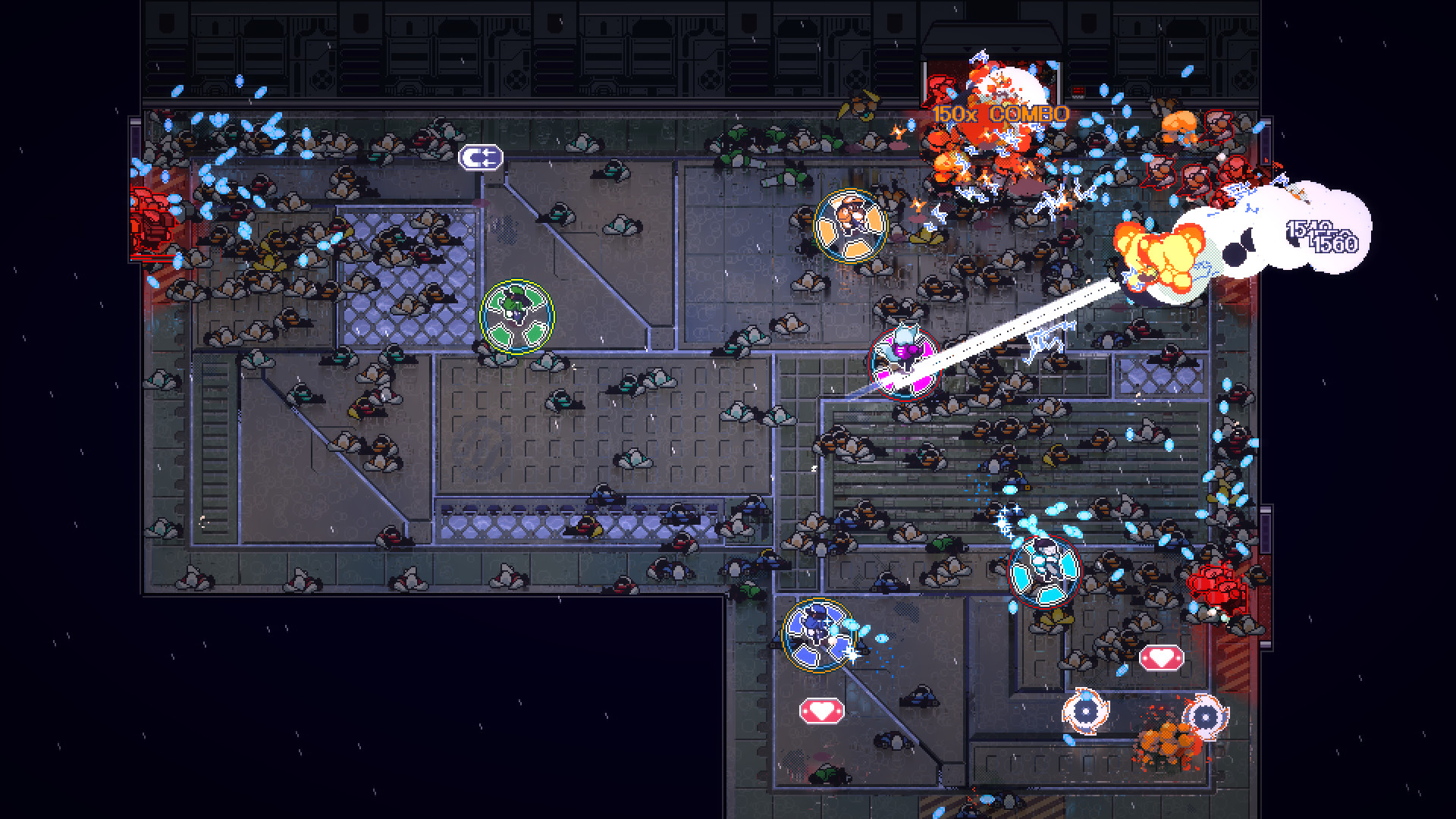 SUPER CIRCUIT BREAKERS screenshot