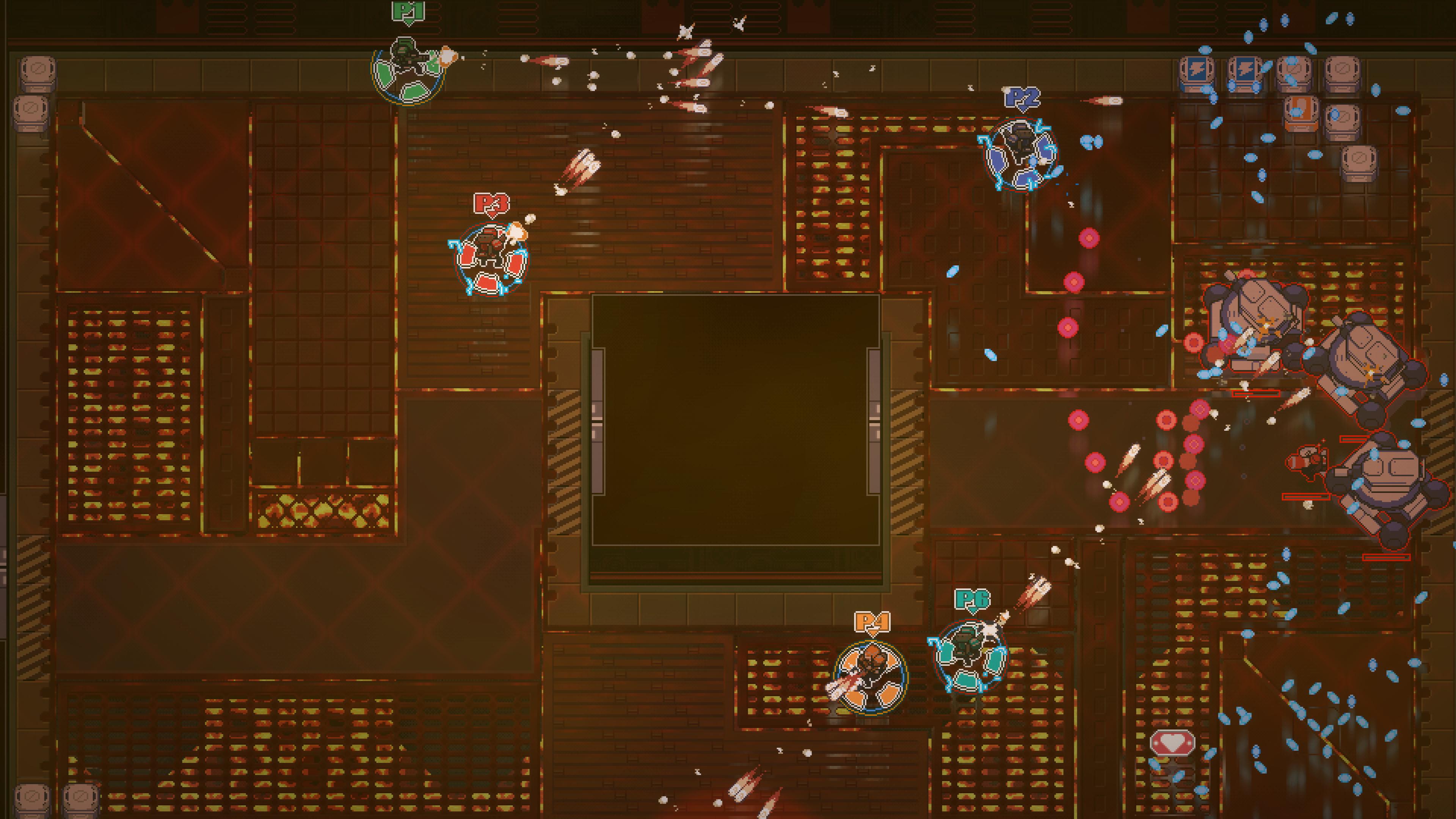 SUPER CIRCUIT BREAKERS - GADD screenshot