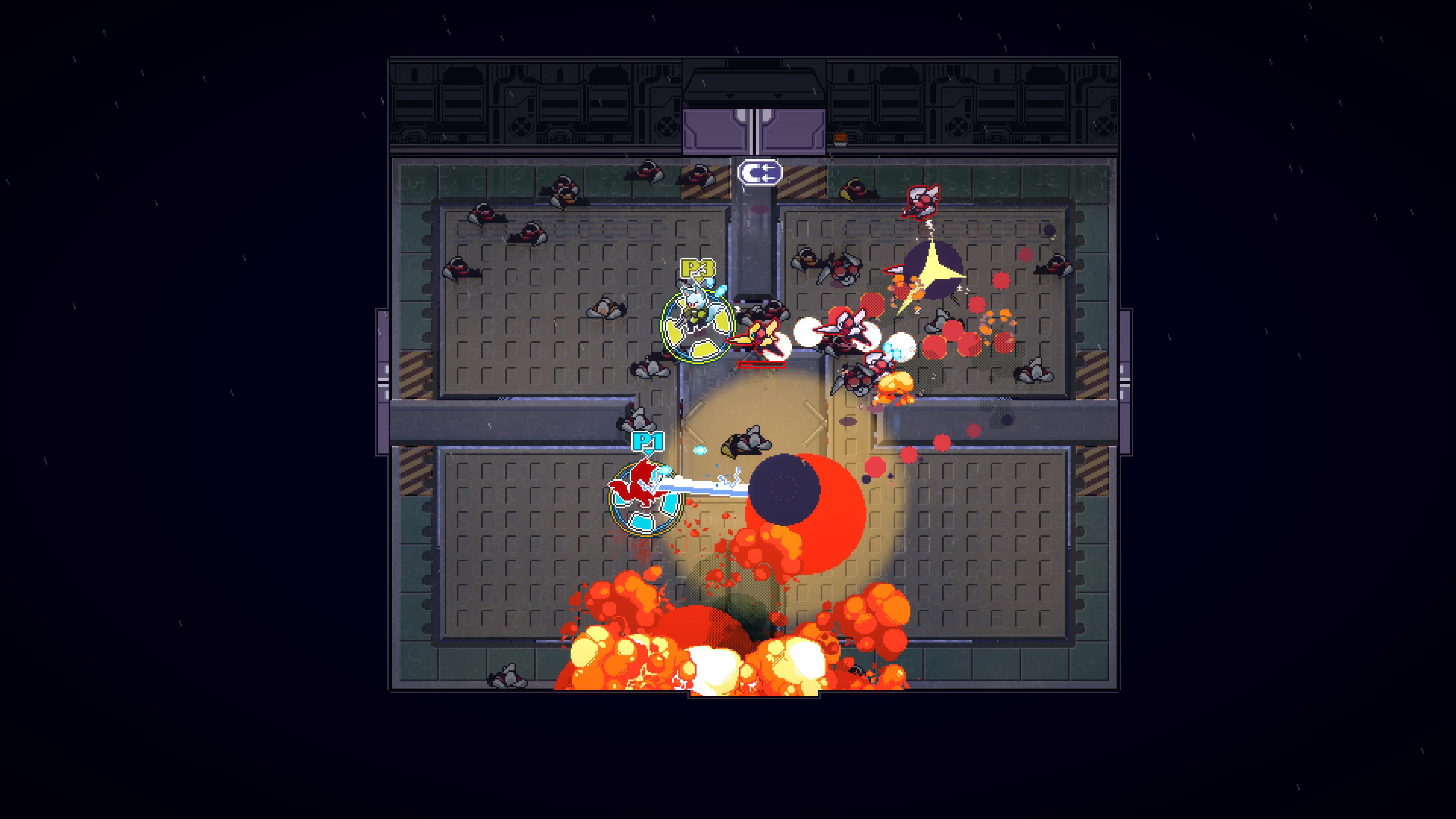 SUPER CIRCUIT BREAKERS - JOULE screenshot